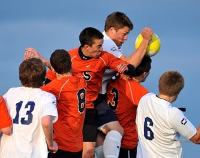 548 high school soccer programs in Washington, featuring nearly 20,000 players