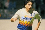 Preki played for the Tacoma Stars during their heyday of the mid to late 1980's.
