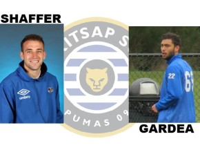 Kitsap Pumas sign Shaffer, Gardea, have Daniels on radar