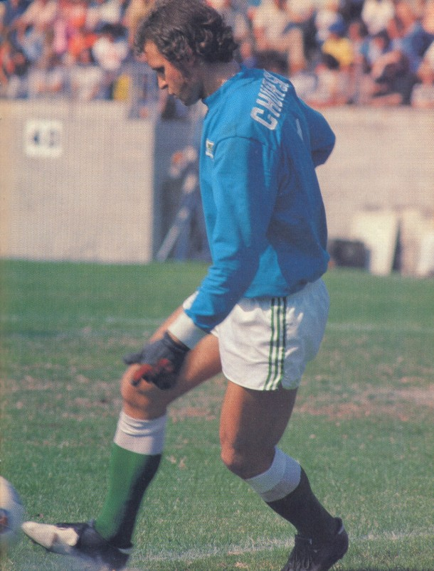 Sounders 76 Goalie Back Tony Chursky 3