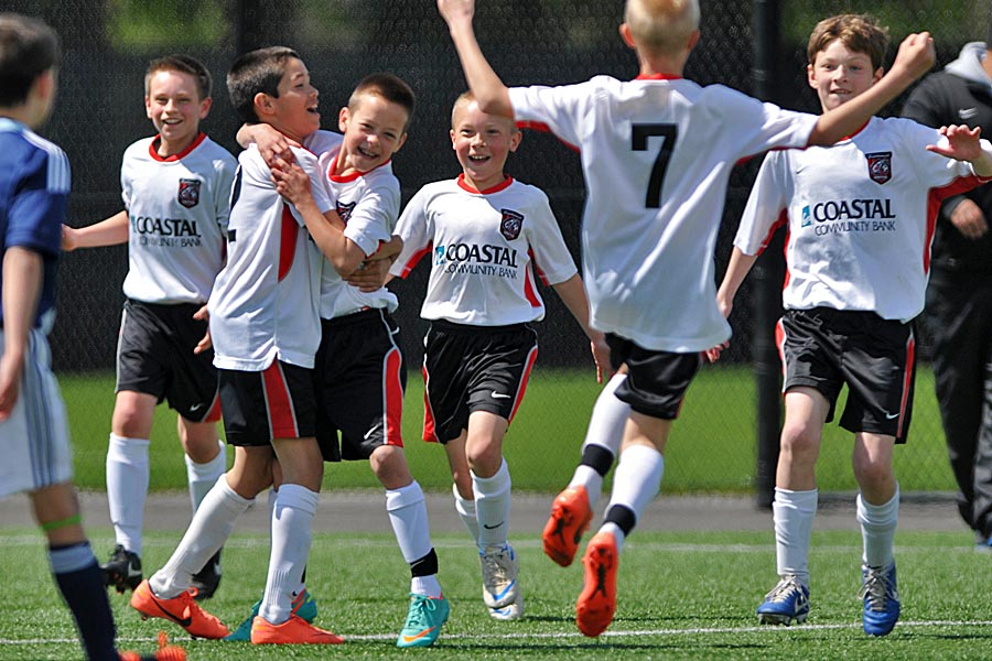 Picture Perfect Snohomish United Bu11 S Win Challenge Cup
