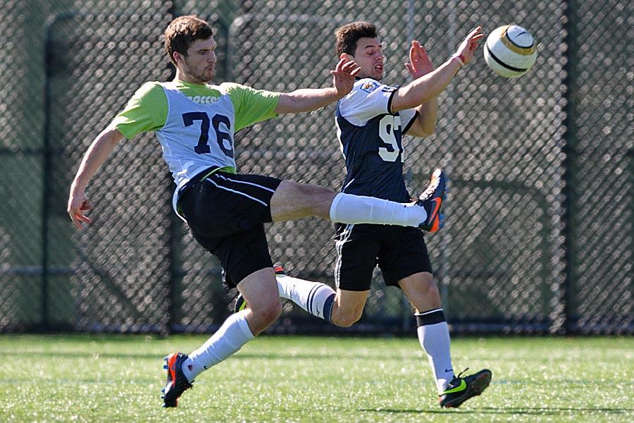 SeaWolves open tryouts play out under sunny Edmonds skies