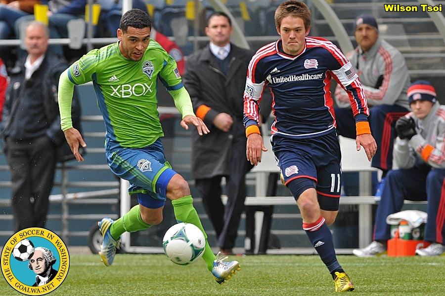 Sounders open 2015 season March 8 at home v. New England