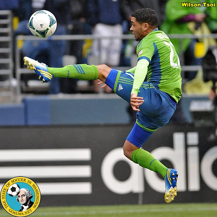 Picture Perfect Tsoi Shoots Sounders Draw With Revs