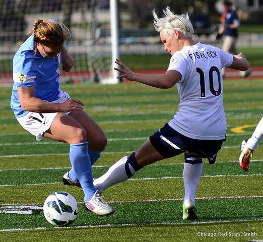 Reign FC's Jess Fishlock up for PFA Women's Player of the Year