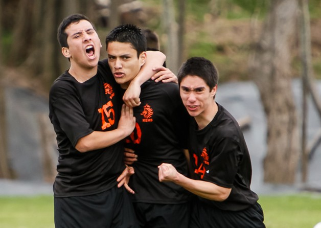 Picture Perfect: John Sokol captures Kennewick Lions