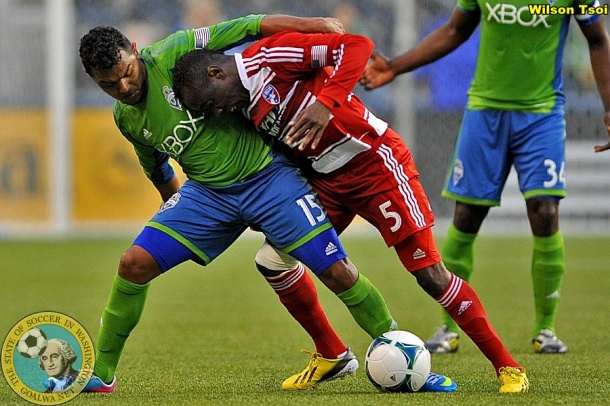 Picture Perfect Sounders Burn Dallas With Four Goals