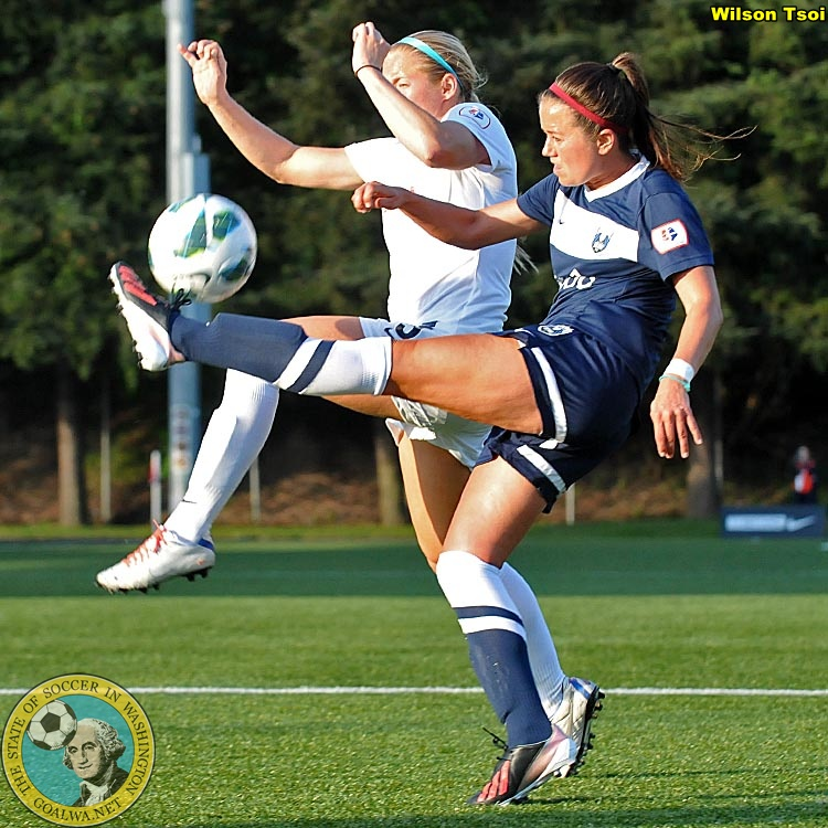 Picture Perfect: Seattle in professional National Women's ...