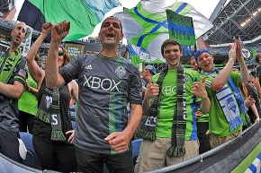 Picture Perfect: Over 300 photos of Sounders bigwin