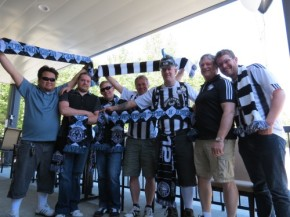 Picture Perfect: Bellingham United's homeopener