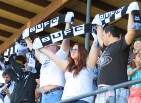 Video Buzz: Bellingham United homeopener