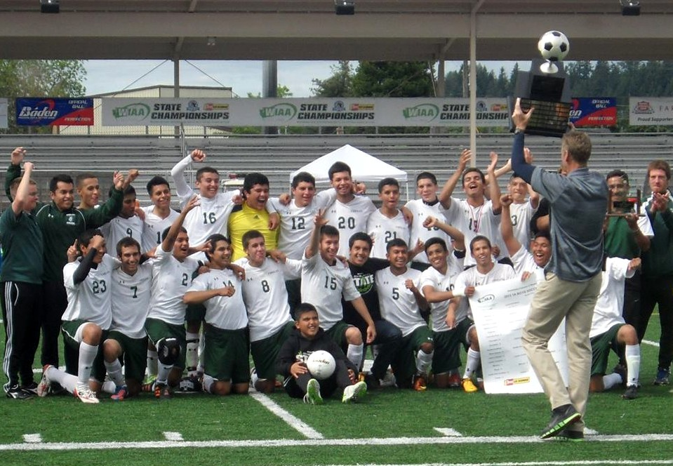 State Soccer Champions crowned on super Saturday