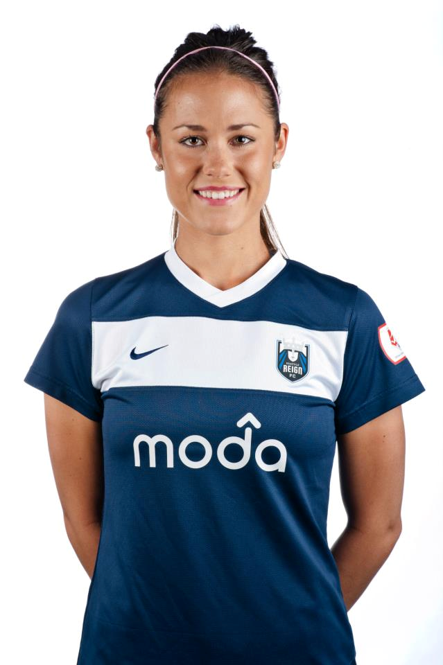 UW alum Kate Deines has been traded by Reign FC to FCKC.