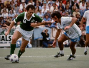 Checking in with NASL Sounders legend Jocky Scott