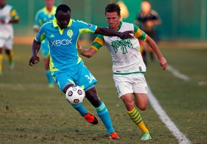 Rowdies knock Sounders out of US OpenCup