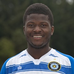 Shane Malcolm scored the winner for the Pumas, (club photo)