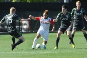 Picture Perfect: Lee's goal lifts Sounders U-23 over Seattle URedhawks