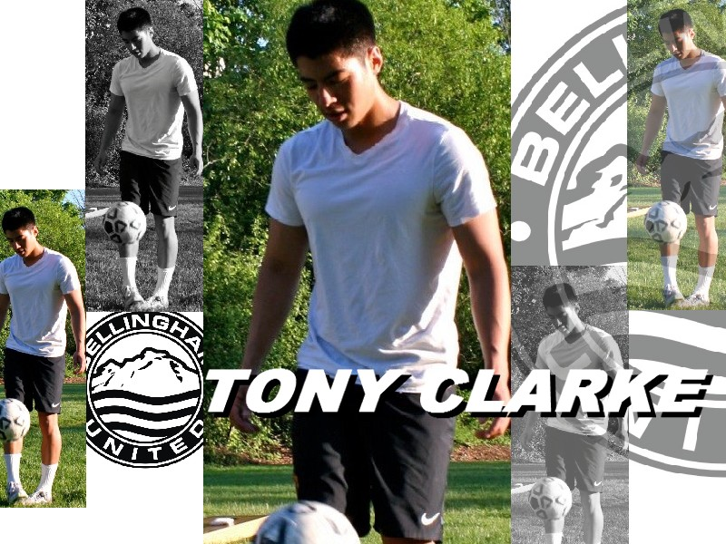 Tony Clarke returns to soccer just in time forHammers