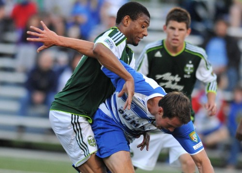 Kitsap Pumas blow lead, play to fifth straight PDL tie (video)