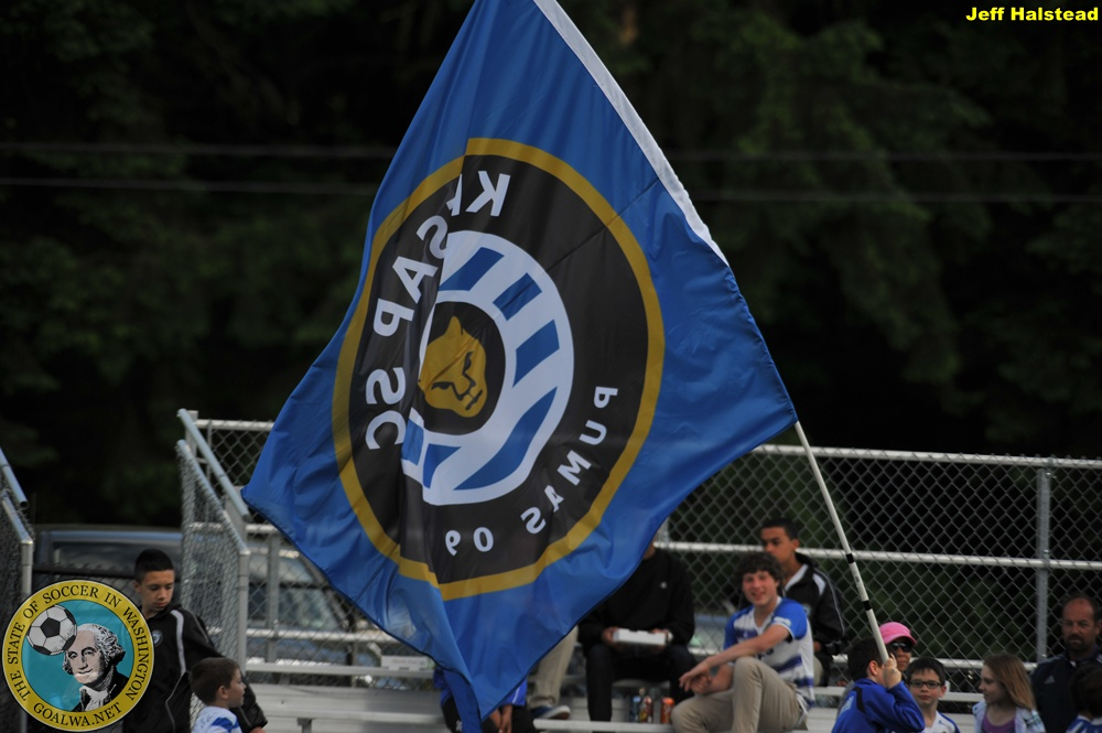 Supporters culture exists in Kitsap where the Pumas don't openly wear the 'developmental' label.  (Jeff Halstead)