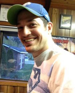 Aaron D'Errico.