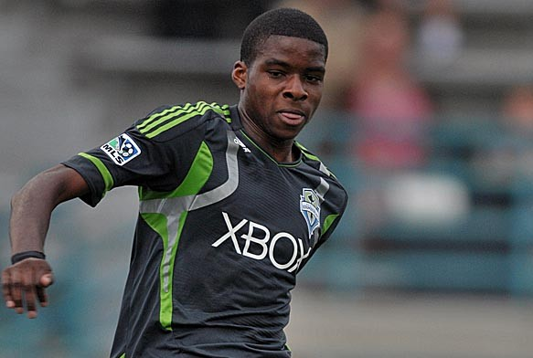 Sounders U-23's Sean Okoli is goalWA.net Washington PDL Player of Week
