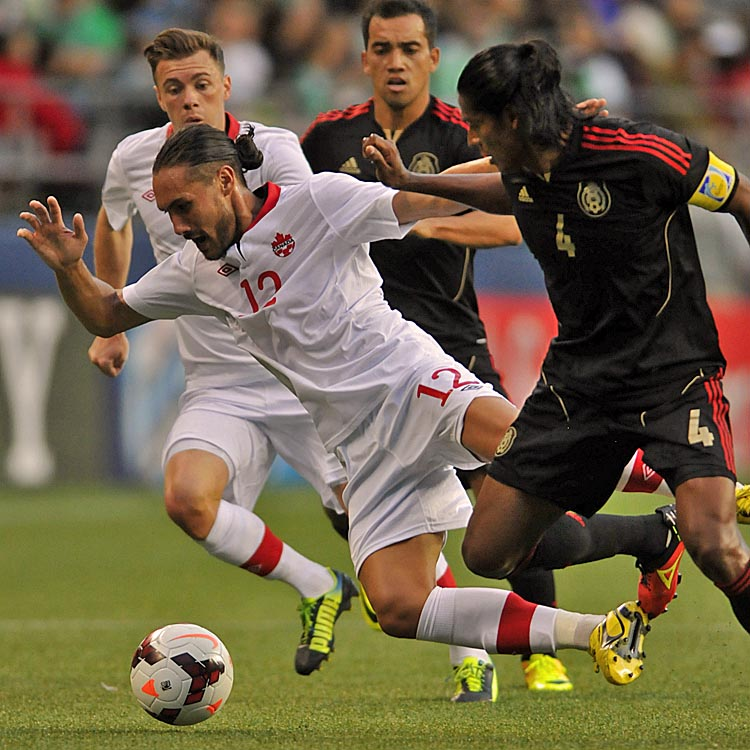 GOLD CUP in Seattle: Mexico offense revives to top Canada (photos, video)