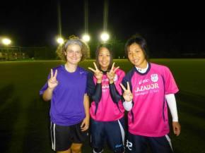 PacNW goalkeeper Swain takes soccer skills toJapan