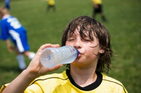 Soccer Health: Stay hydrated during those hot summertournaments