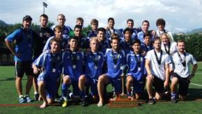 Belling-hammered: Vancouver Thunderbirds score at will to win PCSL 2013 Challenge Cup