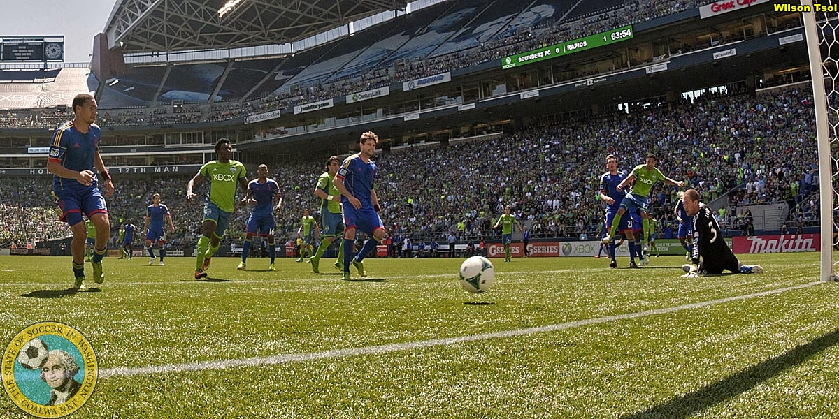 Picture Perfect Wilson Tsoi Gets Angles On Crazy Yedlin