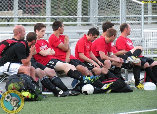 The WestSound FC Men will play a challenging statewide schedule in 2014 in the Evergreen Premier League. (David Falk)