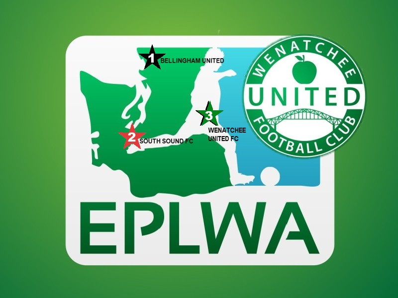 Wenatchee United Football Club brings EPLWA soccer to the Valley
