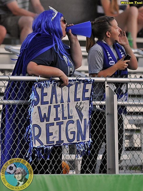 Seattle Reign FC reflect on first NWSL season