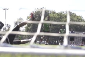 Video Buzz: Levy Films shoots Clint at Sounders practice