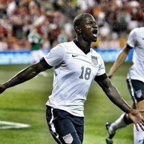 Johnson heads home winner as USA beats Mexico, punches ticket to Brazil