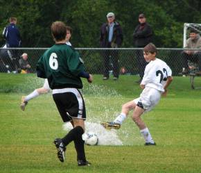 OUR GAME: The cold, wet truth about weather and soccer