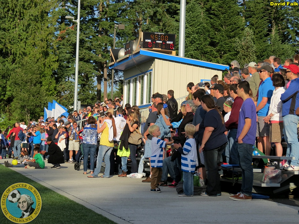2013 Washington PDL attendance numbers: Everyone's up