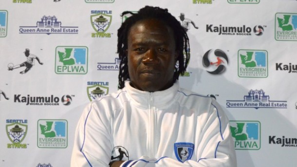 Seattle Stars FC head coach Alex Kajumulo wants to create a 'new path' for all kinds of soccer players to rise to the next level via the EPLWA. (Stars photo)