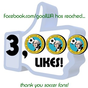 goalWA Facebook passes 3,000 likes benchmark