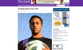 Three articles worth a read: Huskies, Redknapp's Sounders, MLSSounders