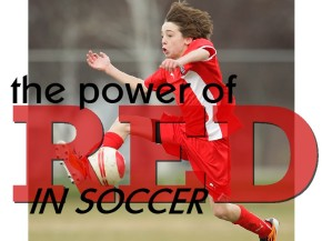 OUR GAME: One color rises above the rest for success in soccer – Red