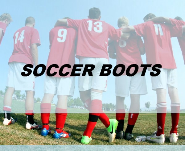 OUR GAME: Soccer Shoes and Cleats
