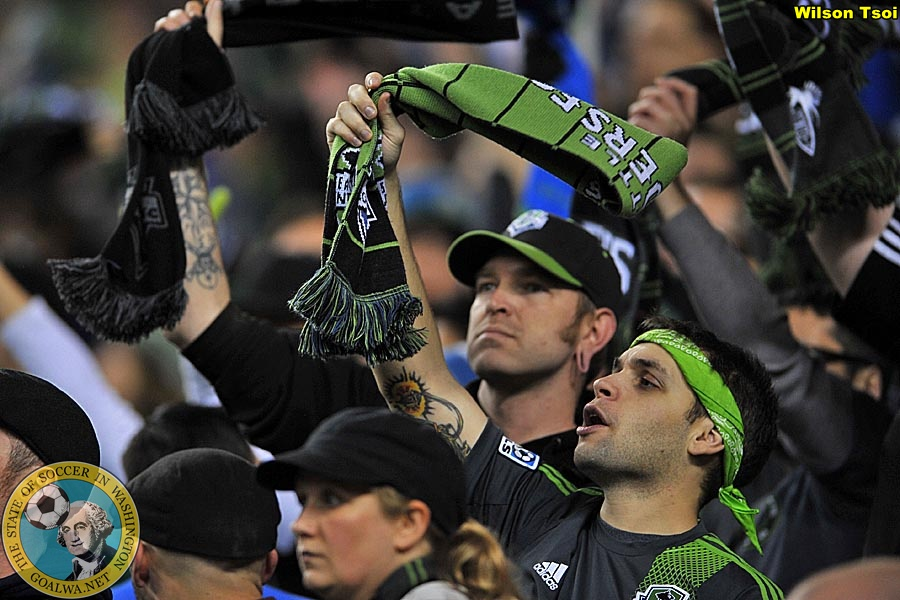 Forbes lists Sounders FC 'Most Valuable' club in MLS