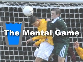 THE MENTAL GAME: Every match is just a chance forfeedback