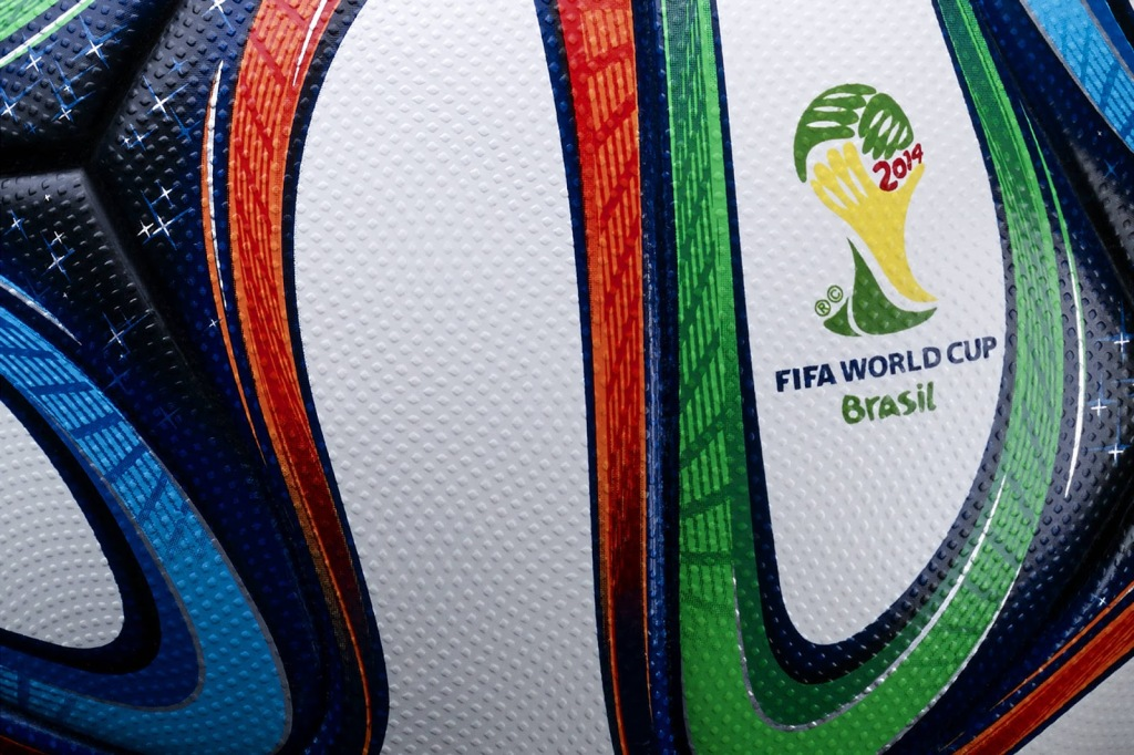 Adidas Brazuca 2014 World Cup Ball 2
