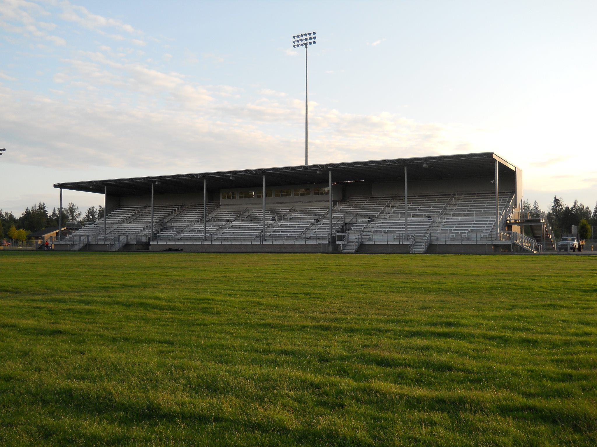 The Wash Dreaming Of Adult Soccer At State High School