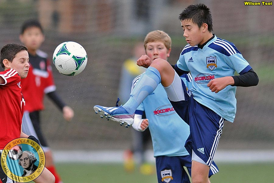 Picture Perfect: Canada's kids take home first NWL ChampionsCup