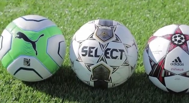 OUR GAME: How to select the best soccer ball (videos)