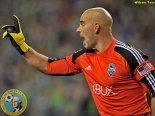 Marcus Hahnemann re-joins the Sounders, who earlier acquired goalkeeper Stephen Frei. (Wilson Tsoi)